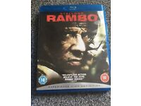 Rambo blue ray