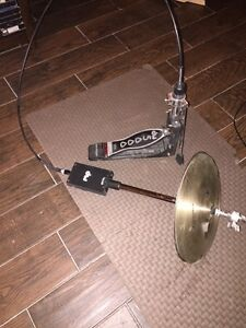 Dw 5000 remote hi hat (cymbals non inclus mais dispo)