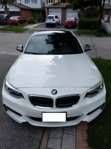 2017 BMW M240i Lease takeover (with incentives)