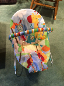 BOUNCY BABY CHAIR