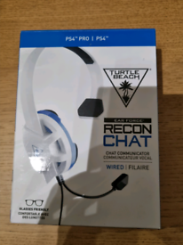 PS4 Gaming Recon Chat Headset