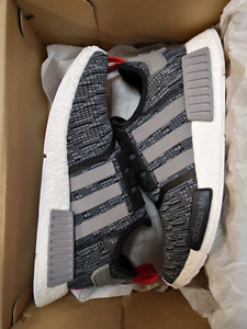 NMD Glitch Size 9 DS