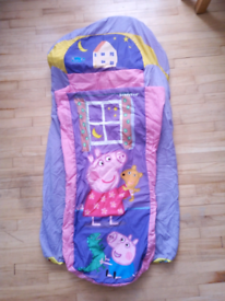 Pepper Pig Ready bed