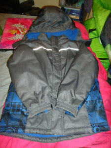 BOYS 10-12 WINTER COAT