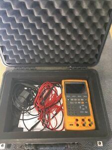 Fluke 754 documenting process calibrator