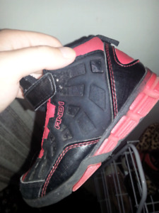 Boys sneakers size 9