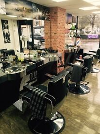 Experienced barber required _Pasha barbers
