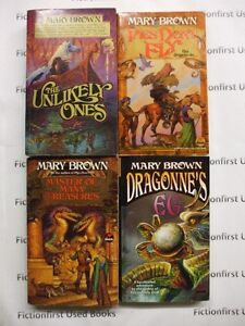 """""""Pigs don't Fly Series"""" by: Mary Brown"""