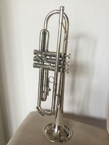 Venci Silver Trumpet For Sale