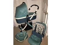 Cosatto ooba pushchair swap sell duck egg blue £140 ono