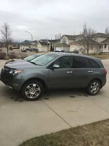 2008 Acura MDX Tech/Navi with entertainment package SUV