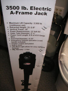 Lots of Jacks and supplies for all you Trailer Needs @ Lori's