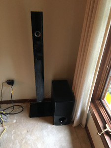 LG 3D BLUE RAY HOME ENTERTAINMENT SYSTEM. LIKE NEW