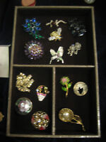 Vintage Broaches. Many To choose From $10 - $50 Dollars