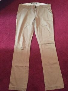 Abercrombie & Fitch Perfect Stretch pants size 6R