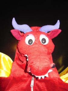 Dragon Costume (4-6x)