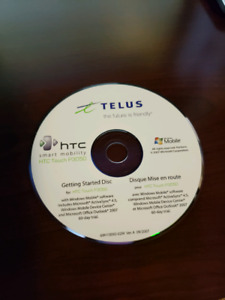 HTC Touch by Telus