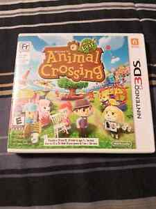 Nintendo 3DS - Animal Crossing New Leaf
