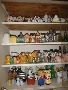 Salt and Pepper Shakers, lot's to choose from