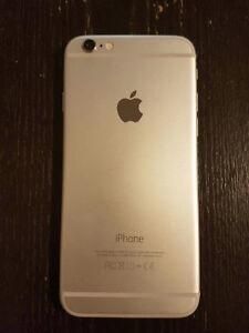 Iphone 6 argent /Blanc