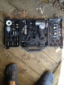 Job mate air tool kit