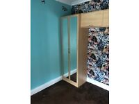 Fitted wardrobes free to collector