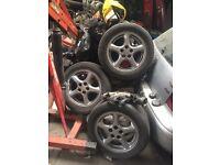Toyota celica gen 6 alloy wheels x 4 bargain