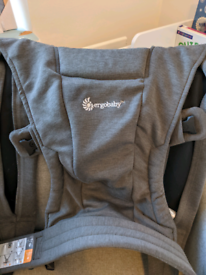 Ergobaby Embrace Baby Carrier - Heather Grey