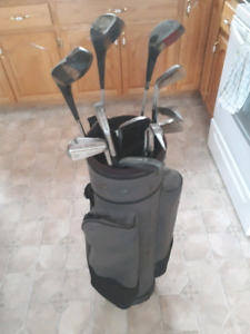 Right hand golf clubs great for somebody just starting out