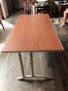 Computer table/work table/craft table