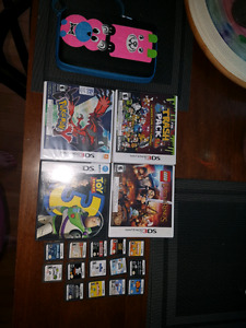 Ds ,3ds & wii games