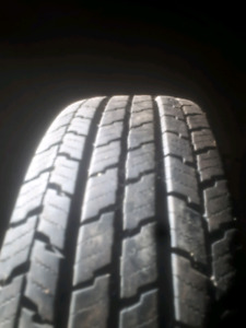 Winter Tires 195/70R14 like new Rothesay