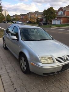 Beautiful first car or winter beater VOLKSWAGEN JETTA $2000 OBO