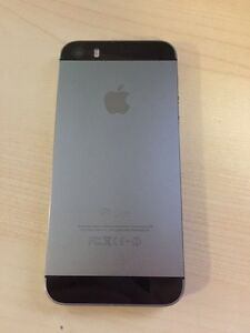 ******IPHONE 5S Rogers / ChatR Space Grey 16Gb LIKE NEW 180$****