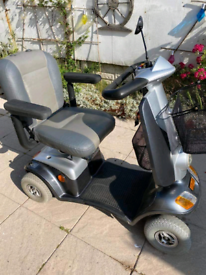 Kym Co midi mobilty scooter