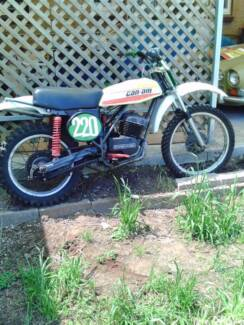 Can Am motorcycle