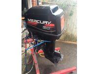 Mercury 60hp outboard