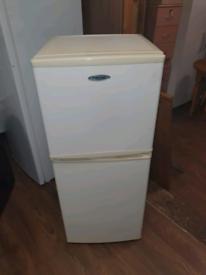 80. Small fridge freezer
