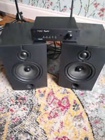 HiFi system with bluetooth