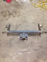 Truck tow hitch