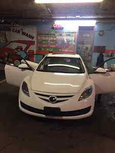 2009 Mazda 6 Gs sunroof, Safety and Etest 65km