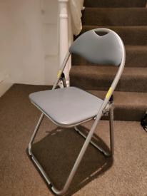 Habitat fold up chair