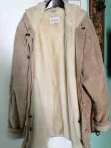 Leather suede. Ranch jacket   $30.00