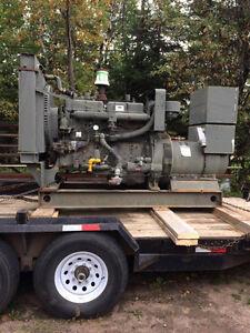 Waukesha 100kW Natural Gas Generator - 19 Original Hours Regina Regina Area image 4