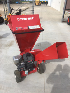 New Troy Built Chipper/ Shredder