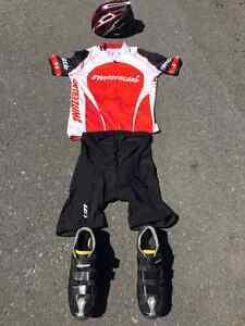 Équipement de velo de route Specialized L-XL souliers 13