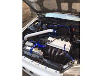 Honda Civic 1.5 engine and gear box
