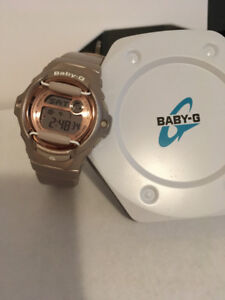 Beautiful Casio Baby G Watch for Sale (New Condition)