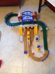 GEOTRAX Rail & Road System Grand Central Station