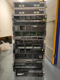 HP Dell IBM Poweredge Oracle HPE Gen 5 6 7 8 9 Server JOBLOT or INDIVI